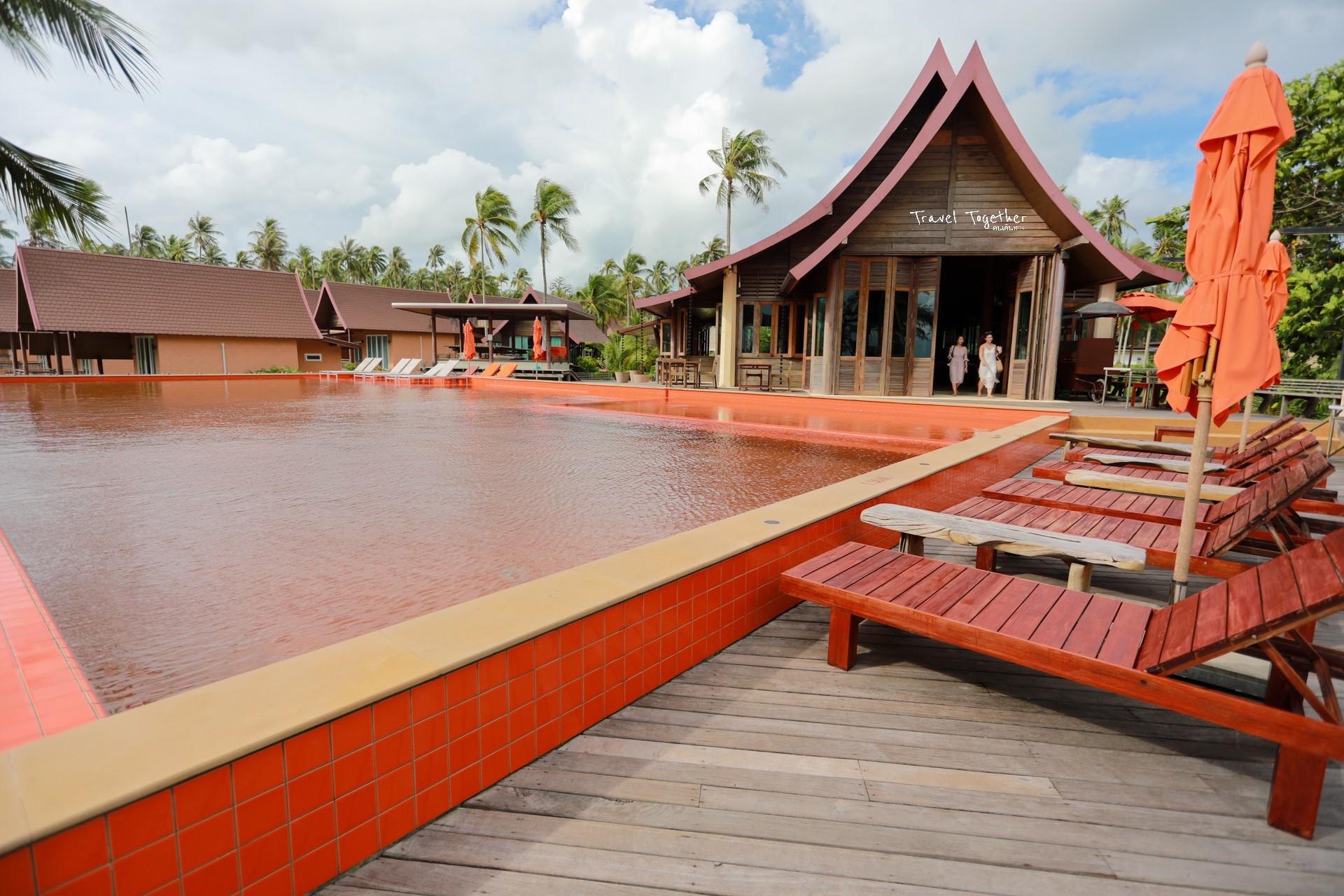 Koh Kood Paradise Beach Resort กับบรรยากาศเหงาๆ ในวันฝนพรำ