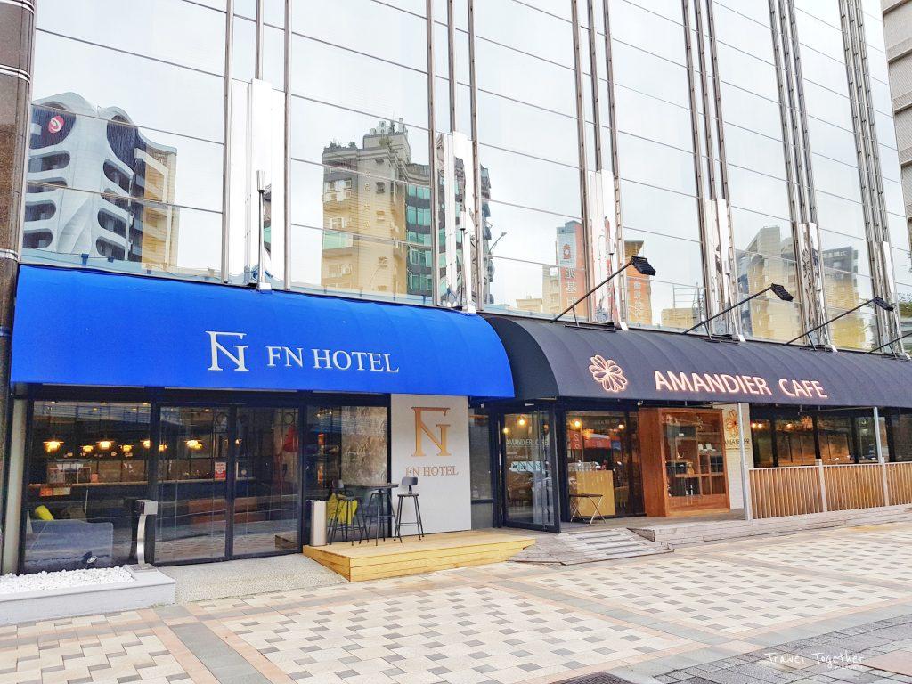 โรงแรมไทเป