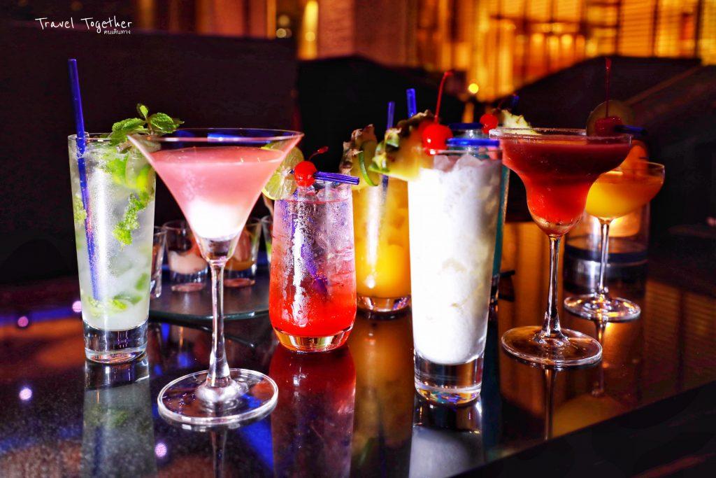 บุฟเฟ่ต์ Cocktail