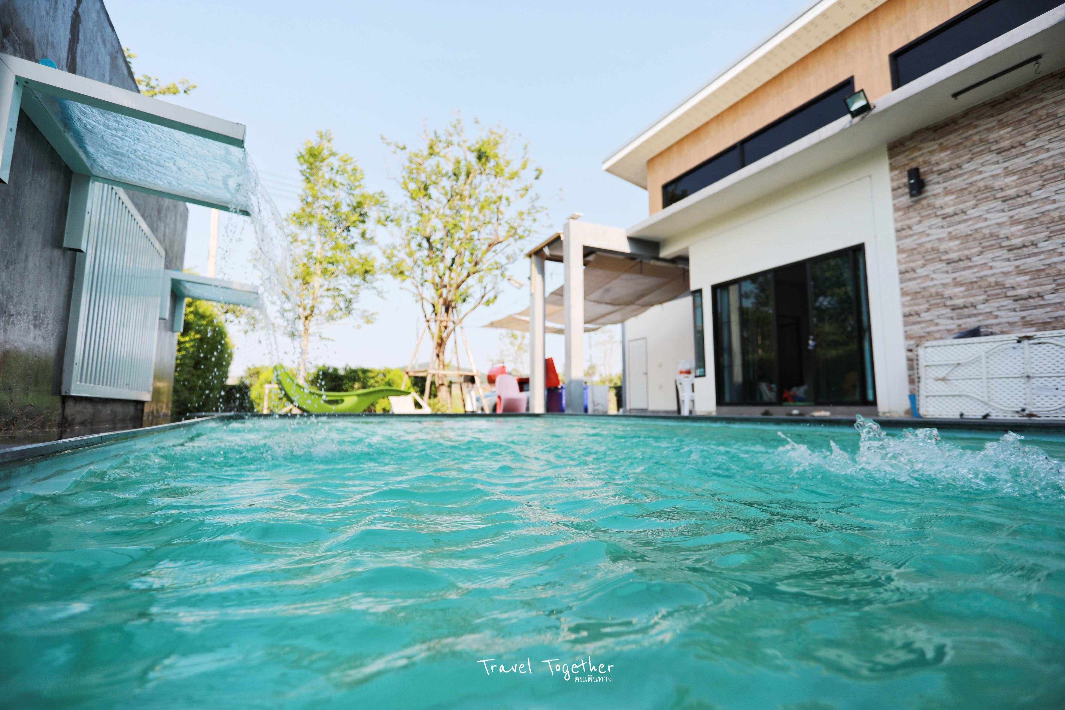 Sattahip Pool Villa บ้านพักพร้อมสระส่วนตัว ที่เที่ยวรายล้อม เดินทางง่ายใกล้กรุง
