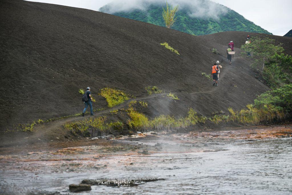 Tavurvur Volcano