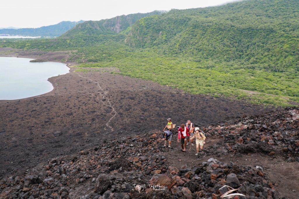 ภูเขาไฟ Papua New Guinea
