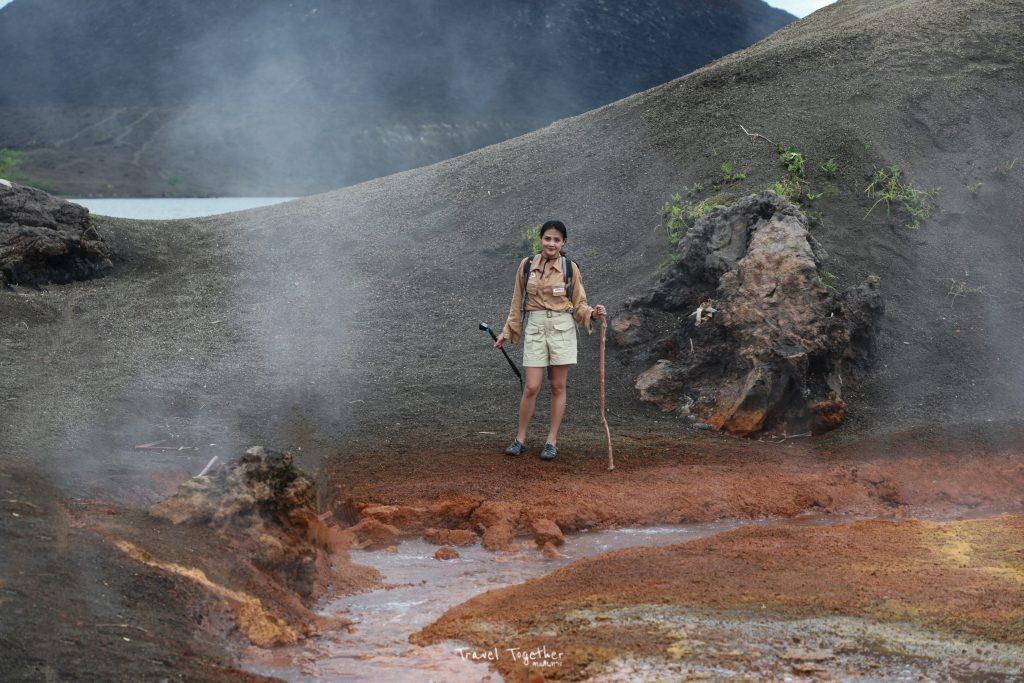 ภูเขาไฟ Tavurvur