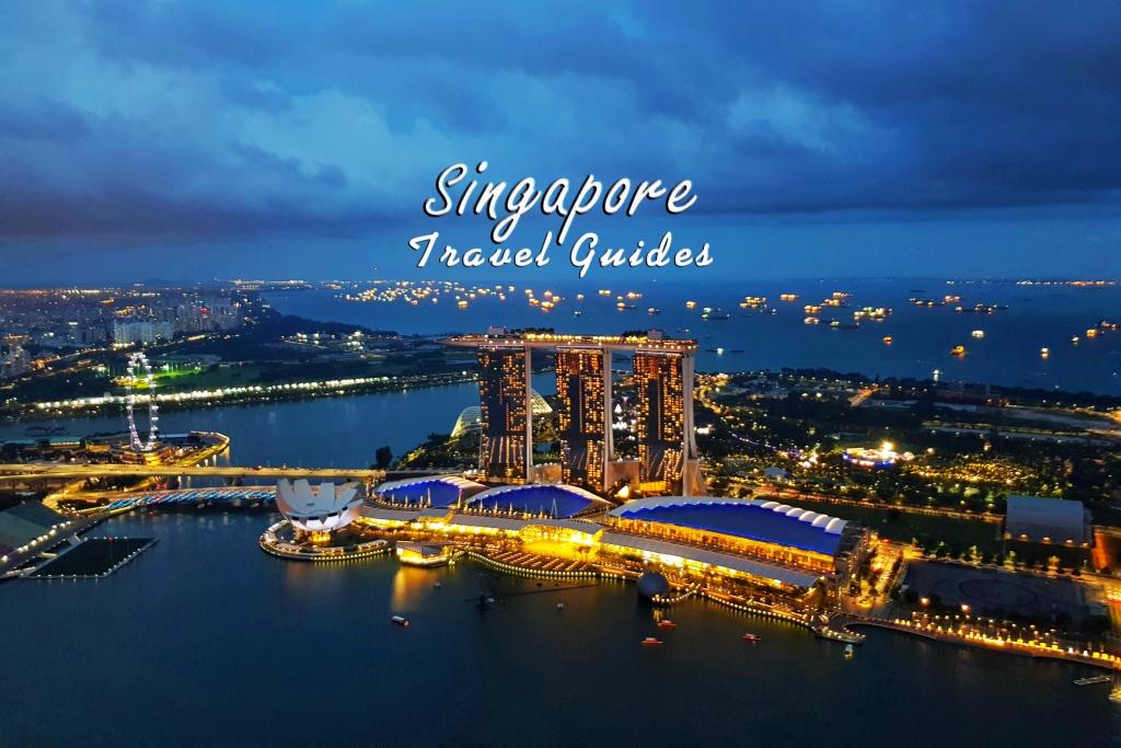 21 ข้อควรรู้ เตรียมตัวไปสิงคโปร์ Singapore Travel Guides