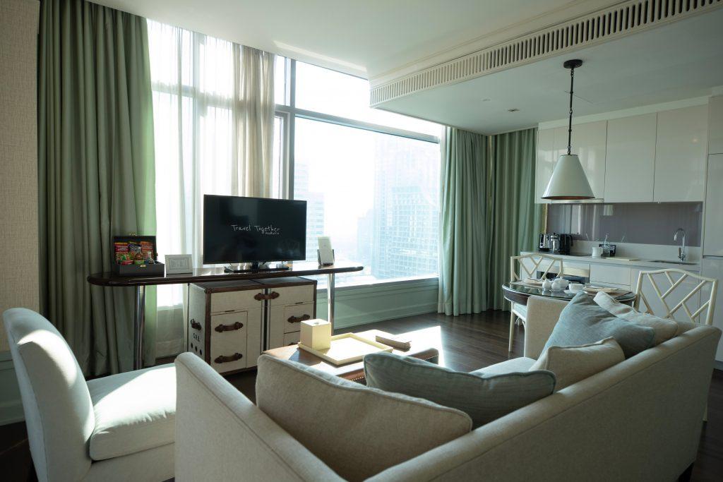 Oriental Residence Bangkok -7